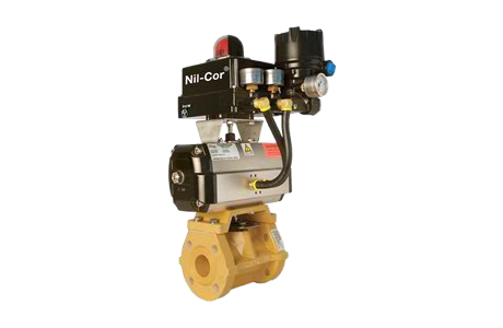 NilCor® Automated Valves