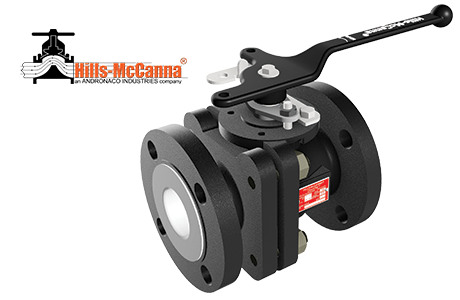 ChemTite™ Ball & Butterfly Valves by Hills-McCanna®