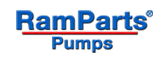 Ramparts Pumps Logo Small
