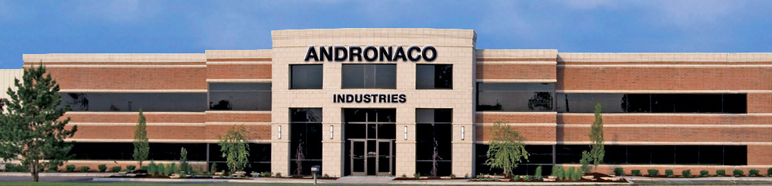 Andronaco Industries Building Front