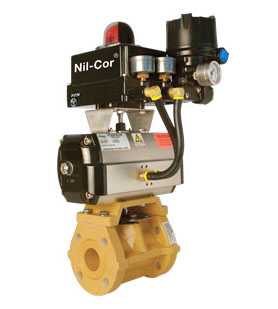 Andronaco Industries Automated Control Valves