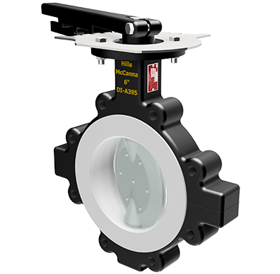 Hills-McCanna ChemTite Butterfly Valve